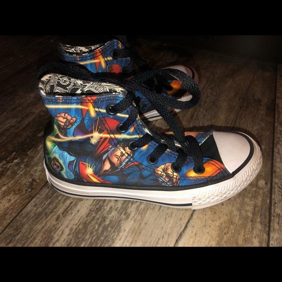 Converse Shoes | Marvel | Poshmark